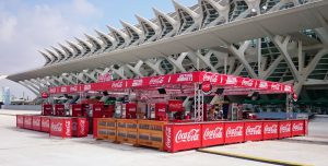 Stand Cocacola