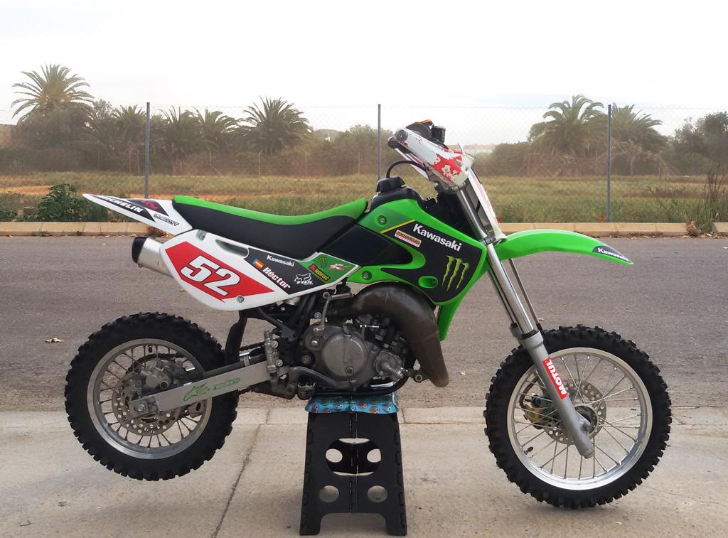 Rotulación motocross